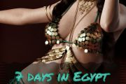 Belly Dance 7 days in Egypt