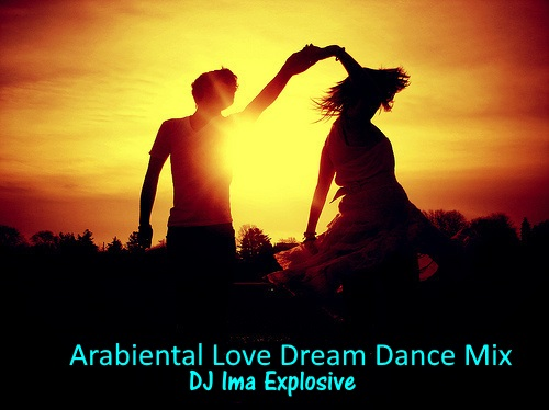 arabiental love dream dance